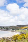 Landscape at Loch Gairloch, Highlands, Scotland — Stock Photo