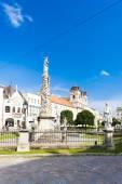 Marian Plague Column, Kosice, Slovakia — Stock Photo