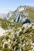 Verdon Gorge, Provence — Zdjęcie stockowe