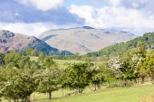 Lake District near Ullswater, Cumbria — Stock Photo