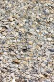 Stones in Verdon river, Provence — Stock Photo
