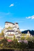 Oravsky Castle, Slovakia — Stock Photo