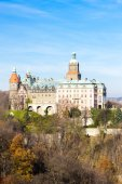 Ksiaz Palace, Silesia — Stock Photo