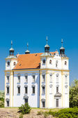Pilgrimage chapel of Saint Florian, Moravsky Krumlov — Stock Photo