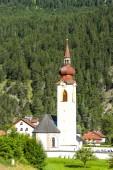 Tosens, Tyrol, Austria — Stock Photo