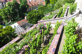 Ledeburska Garden, Prague — Stock Photo