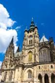 Cathedral of St. Vitus, Wenceslas and Vojtech — Stockfoto
