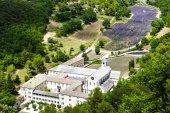 Senanque abbey, Provence — Stock Photo