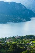 Lake Como, Lombardy — Stock Photo