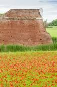 Fortification of Sabbioneta city — Stock Photo