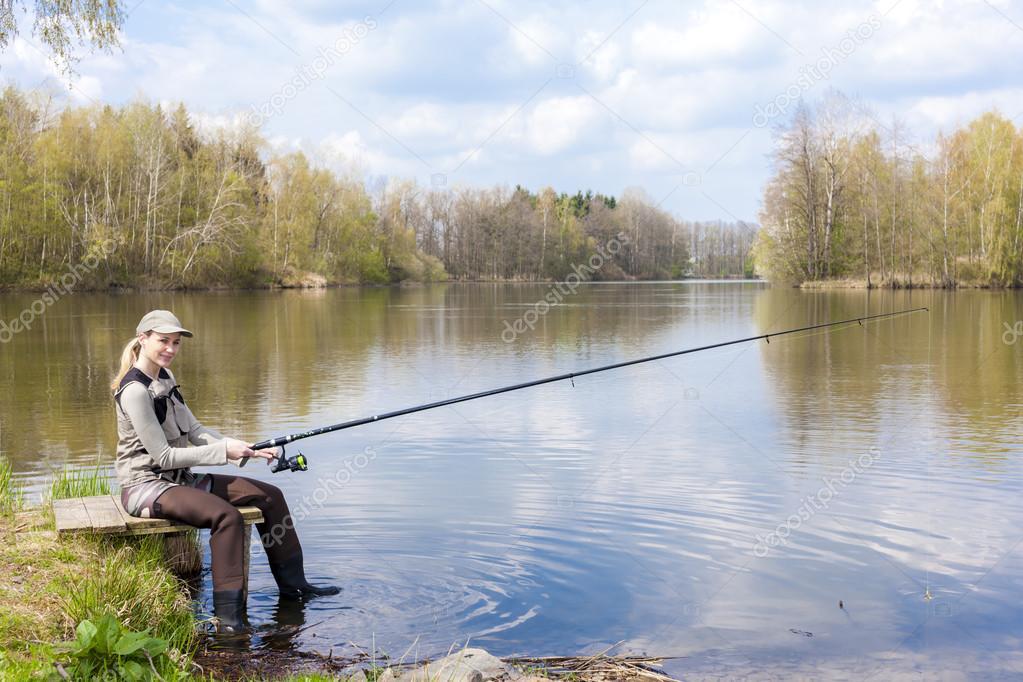 рыбалка особенность водоема