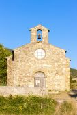 Chapel St. Jean de Crupies, Rhone-Alpes, France — Stock Photo