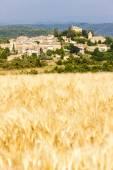 Entrevennes, provence, Frankrike — Stockfoto