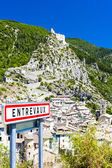 Entrevaux, Provence, France — Stock Photo