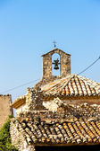 Close up of chapel in Ajonc, Provence, France — Stock Photo