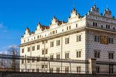 Palace Litomysl, Czech Republic — Stockfoto