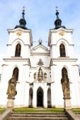 Premonstratensian monastery, Zeliv, Czech Republic — Stock Photo