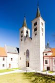 Premonstratensian monastery of Milevsko, Czech Republic — Stock Photo