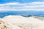 Vista dal Mont Ventoux, Provenza, Francia — Foto Stock