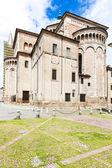 Parma Cathedral, Emilia-Romagna, Italy — Stock Photo