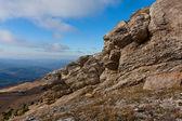 скалистые горы — Стоковое фото