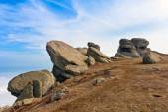 Dağları taşları — Stok fotoğraf