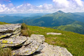Carpathians — Stock Photo