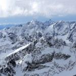 Hight Tatra Mountains — Stock Photo #62874197
