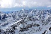 Hight Tatra Mountains — Stock Photo