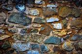 Old wall stonework — Stock Photo