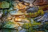 Antiga muralha — Fotografia Stock