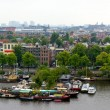 Old Amsterdam city — Stock Photo #55410501