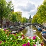 Amsterdam — Stock Photo #58640429