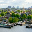 Old Amsterdam city — Stock Photo #59470007