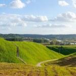 Landscape of Kernave — Stock Photo #59645499