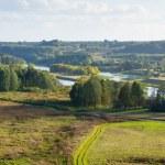 Kernave landscape at summer. — Stock Photo #59645661