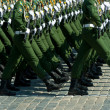 Military parade in Moscow, Russia, 2015 — Stock Photo #72258269