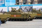 Parata militare a Mosca, Russia, 2015 — Foto Stock