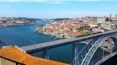 Porto old city — Stock Video