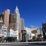 Las Vegas - New York New York Hotel — Stock Photo #67843269
