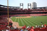 Busch Stadium - St. Louis Cardinals — Stock Photo
