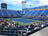 U. S. Open Tennis - Louis Armstrong Stadium — Fotografia Stock