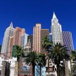 Las Vegas - New York Hotel and Casino — Stock Photo #71206857