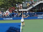 US Open Tennis - Katherine Sebov — Stock Photo