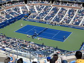 U.s. open tennis — Stockfoto