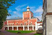 Vologda kremlin — Stock Photo