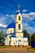 Church in yaromaska — Stock Photo