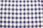 Checkered textile background — Stock Photo