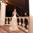 Beautiful bride in hall — Stock Photo #69933477