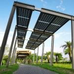Solar power panel — Stock Photo #64552325